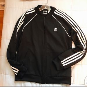 NWOT Adidas Originals Superstar Track Jacket